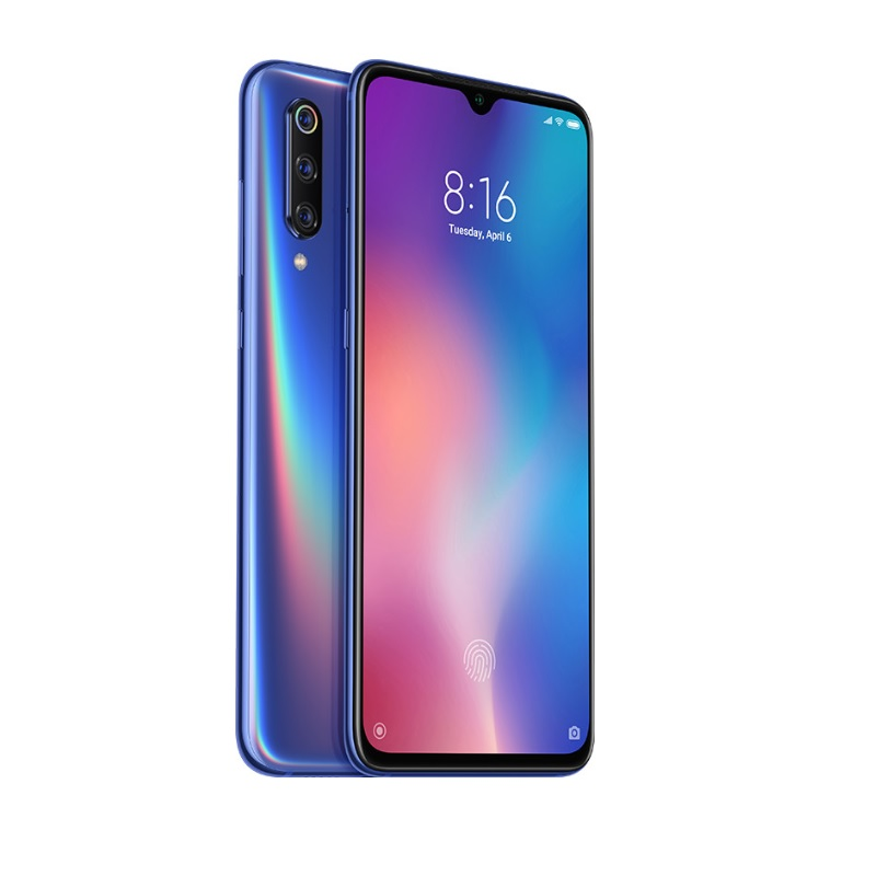 Xiaomi Mi 9 (6GB/128GB) Global, Blue + DÁRKY