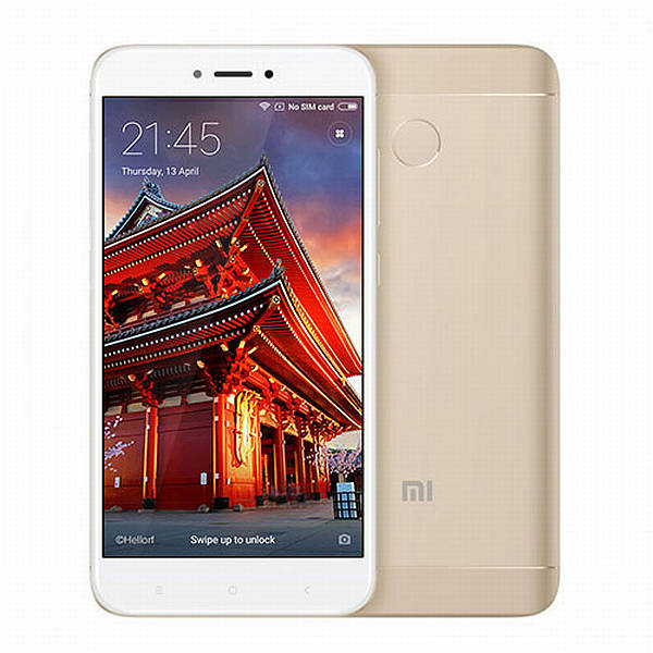 Xiaomi Redmi 4X (3GB/32GB), gold, global