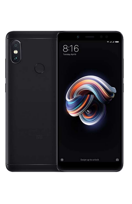 Xiaomi Redmi Note 5 Global 4GB/64GB Black + DÁRKY - ROZBALENO