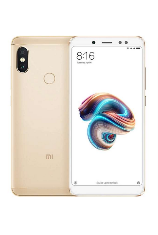 Xiaomi Redmi Note 5 Global 4GB/64GB Gold - ROZBALENO
