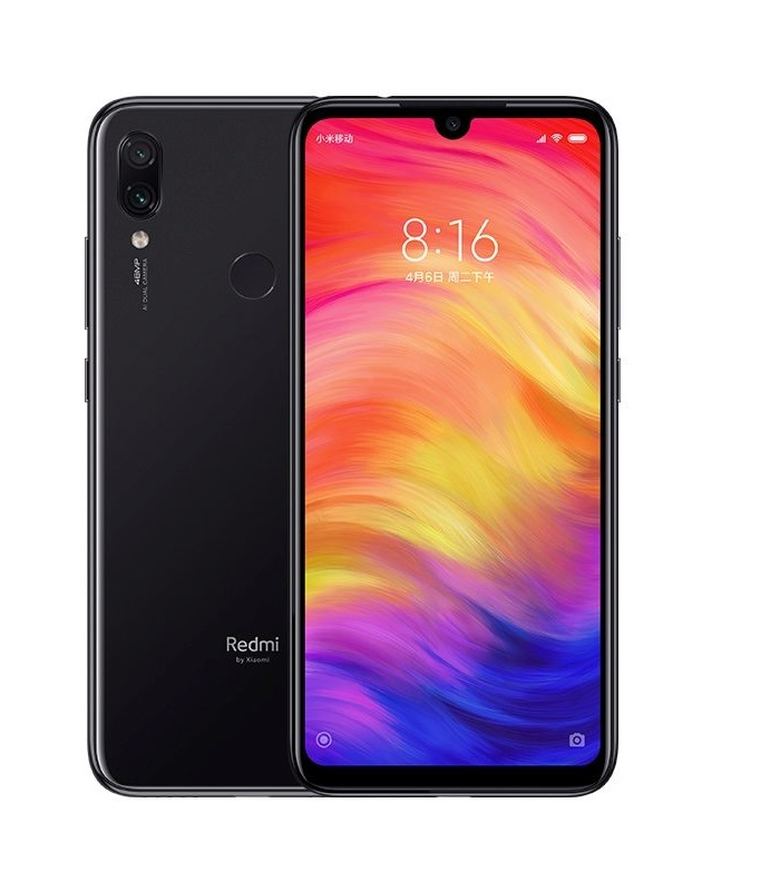 Xiaomi Redmi Note 7 Global 4GB/128GB Black + DÁRKY