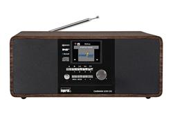 IMPERIAL DABMAN i200 CD wood, internetové rádio DAB+/FM/CD