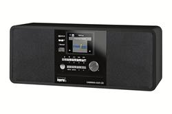IMPERIAL DABMAN i200 CD black, internetové rádio DAB+/FM/CD