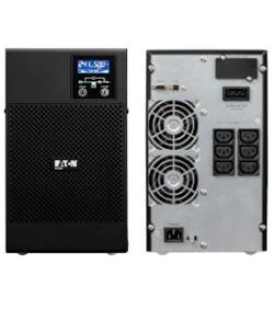 EATON UPS 9E 2000VA, On-line, Tower, 2000VA/1600W, výstup 6x IEC C13, USB, displej, sinus
