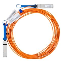 Mellanox® active fiber cable, ETH 40GbE, 40Gb/s, QSFP, 30m