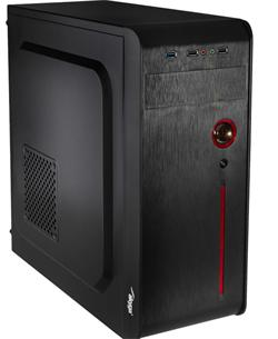 Akyga PC skříň Midi Tower ATX AK939BR bez PSU