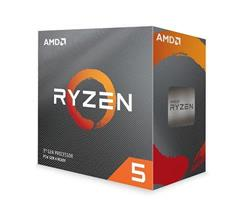 AMD Ryzen 5 6C/12T 3600 (3.6GHz,35MB,65W,AM4) + Wraith Stealth cooler/Multipack