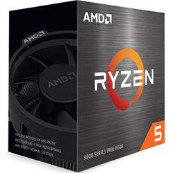 AMD Ryzen 5 6C/12T 5600X (3.7GHz,35MB,65W,AM4) Multipack with Wraith Stealth cooler