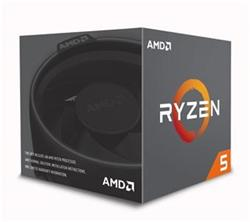 AMD Ryzen 5 6C/12T 1600 (3,2GHz,19MB,65W,AM4) box with Wraith Stealth cooler