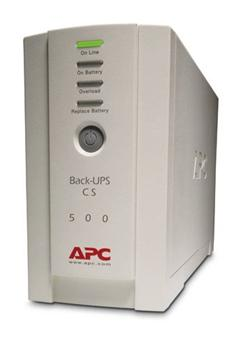 APC Back UPS CS 500VA USB/Serial