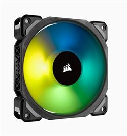 Corsair ventilátor ML120 PRO RGB, 120mm Premium Magnetic Levitation RGB LED PWM Fan, Single Pack