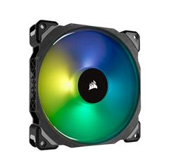 Corsair ventilátor ML140 PRO RGB, 140mm Premium Magnetic Levitation RGB LED PWM Fan, Single Pack