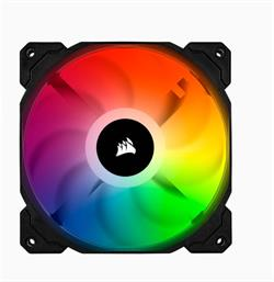 Corsair ventilátor SP140 RGB PRO, RGB LED, Single pack, 140mm, 26dBA