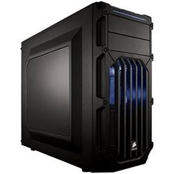 Corsair PC skříň Carbide Series™ SPEC-01 BLUE LED Mid Tower Gaming, větrák 120mm