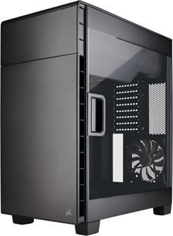 Corsair PC skříň Carbide Series Clear 600C Inverse, ATX, bez zdroje, Full Tower
