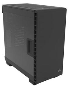 Corsair PC skříň Carbide Series Clear 400C Compact, bez zdroje, Mid Tower