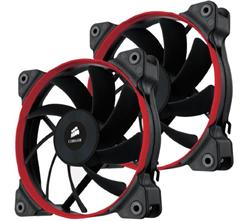 Corsair ventilátor Air Series AF120 Quiet Edition 2x 120mm, 21dBA, Twin pack