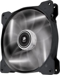 Corsair ventilátor Air Series AF140 LED White Quiet Edition, 140mm, 25dBA, Single pack