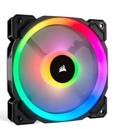 Corsair ventilátor LL120 RGB LED, 1x 120mm, 24.8dBA