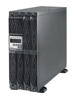 LEGRAND UPS Daker DK Plus 5000VA/5000W, On-Line, Rack(4U)/Tower, výstup 8/2x IEC C13/C19 + svorky, RS232, slot pro LAN