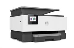 HP All-in-One Officejet Pro 9010 (A4, 22 / 18 ppm, USB 2.0, Ethernet,Duplex Wi-Fi, Print / Scan / Copy / FAX /