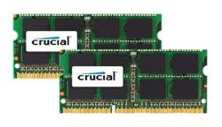 Crucial DDR3 8GB (Kit 2x4GB) SODIMM 1333MHz CL9 pro Mac