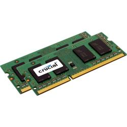 Crucial DDR3 16GB (Kit 2x8GB) SODIMM 1600MHz CL11 pro Mac