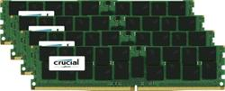 Crucial DDR4 128GB (Kit 4x32GB) DIMM 2666MHz CL19 ECC Load Reduced DR x4