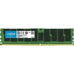Crucial DDR4 64GB DIMM 2666MHz CL19 ECC Load Reduced QR x4