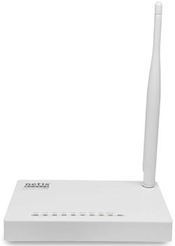 Netis 150Mbps Wireless N ADSL2+ Modem Router, Detachable Antenna