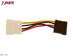 Jou Jye 20cm Power cable to connect SATA HDD (Molex - sata)