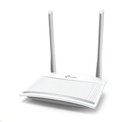 TP-LINK WiFi router TL-WR820N AP/router, 2x LAN, 1x WAN, 2,4GHz, 300Mbps