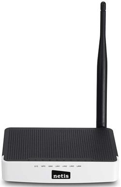 Netis WF2411I 150Mbps Wireless N Router, IPTV