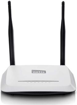 Netis WF2419I 300Mbps Wireless N Router, IPTV