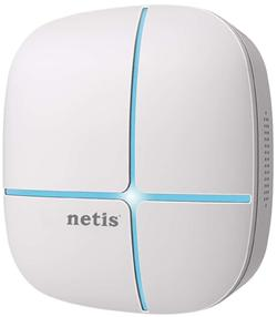 Netis WF2520 300Mbps Wireless N High Power Ceiling-Mounted Access Point (IEEE 802.3af&at PoE)