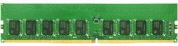 Synology RAM modul 16GB DDR4-2400 unbuffered ECC DIMM 288 pinů 1,2V