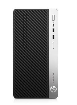 HP ProDesk 400 G4 MT, i5-7500, Intel HD, 8 GB, SSD 256 GB, DVDRW, W10Pro, 1y