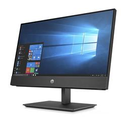 HP ProOne 600G4, i3-8100, 21.5 FHD/IPS/Touch, 4GB, 500GB, DVDRW, W10Pro, 3Y, WiFi/BT
