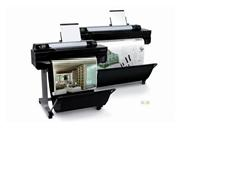 HP Designjet T520 24-in ePrinter A1