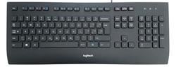 LOGITECH Corded Keyboard K280E - INTNL Business - US International layout