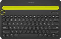 Logitech® Bluetooth Keyboard K480 - INTNL - US International Iayout - BLACK