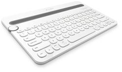 Logitech® Bluetooth Keyboard K480 - INTNL - US International Iayout - WHITE