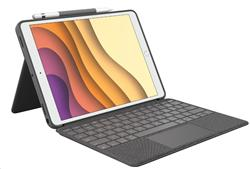 Logitech® Combo Touch for iPad (7th generation) - GRAPHITE - UK