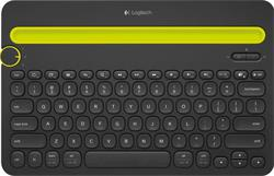 Logitech® K380 Multi-Device Bluetooth® Keyboard - OFFWHITE - US INT'L - INTNL