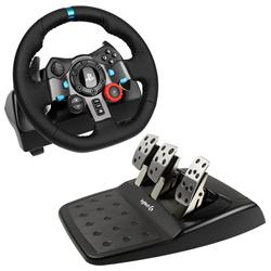 Logitech Driving Force G29 Racing Wheel - PC and Playstation 3-4 - EMEA