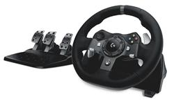 Logitech® STEERING WHEEL,STARLIGHT,IN-HOUSE/EMS,NO LANG,EMEA,RETAIL,USB,W-U0004,UK