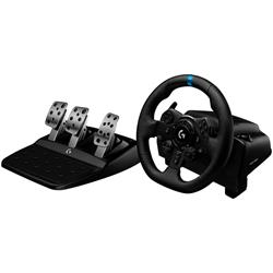 Logitech G923 Racing Wheel and Pedals for PS4/PS5 and PC - N/A - PLUGC - EMEA