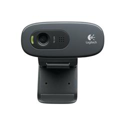 Logitech® HD Webcam C270 - CENTRAL3