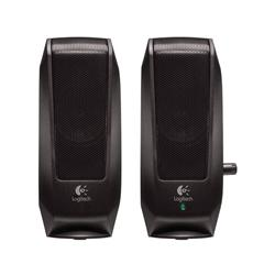 Logitech® Audio System 2.0 S120 - Business EMEA - BLACK