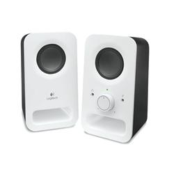 Logitech® z150 Multimedia Speakers - SNOW WHITE - 3.5 MM - EU